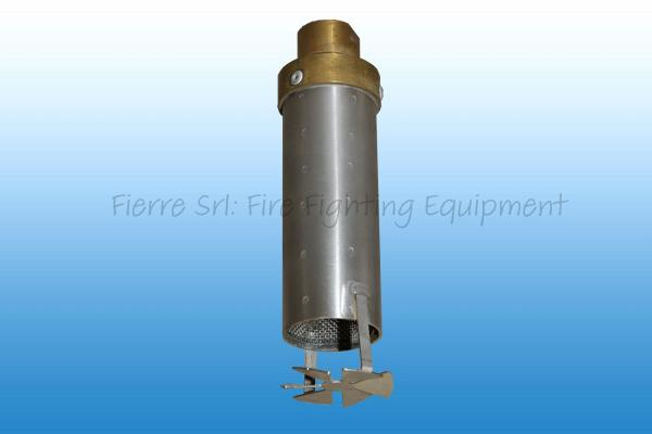 Low Expansion Nozzle FI-LBE